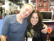 Phil Collen and Laura B. Whitmore