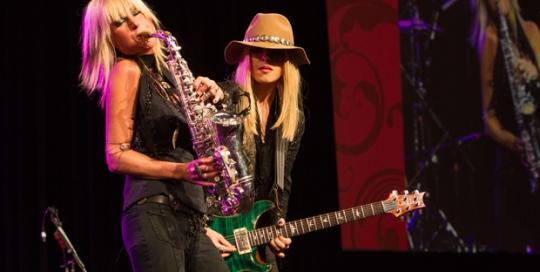 NAMM - She Rocks Awards - 01232015