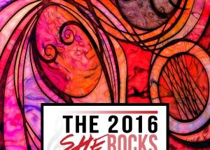 she rocks program 2016 front cover