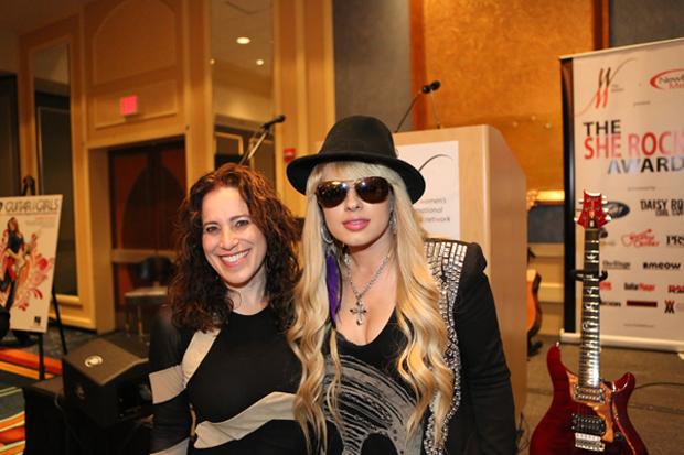 The 2013 She Rocks Awards